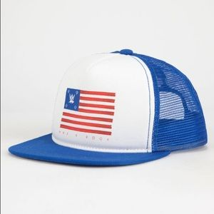 Other - Rook x WWE trucker hat